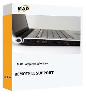 remote virus removal | Mad Computer Solutions
